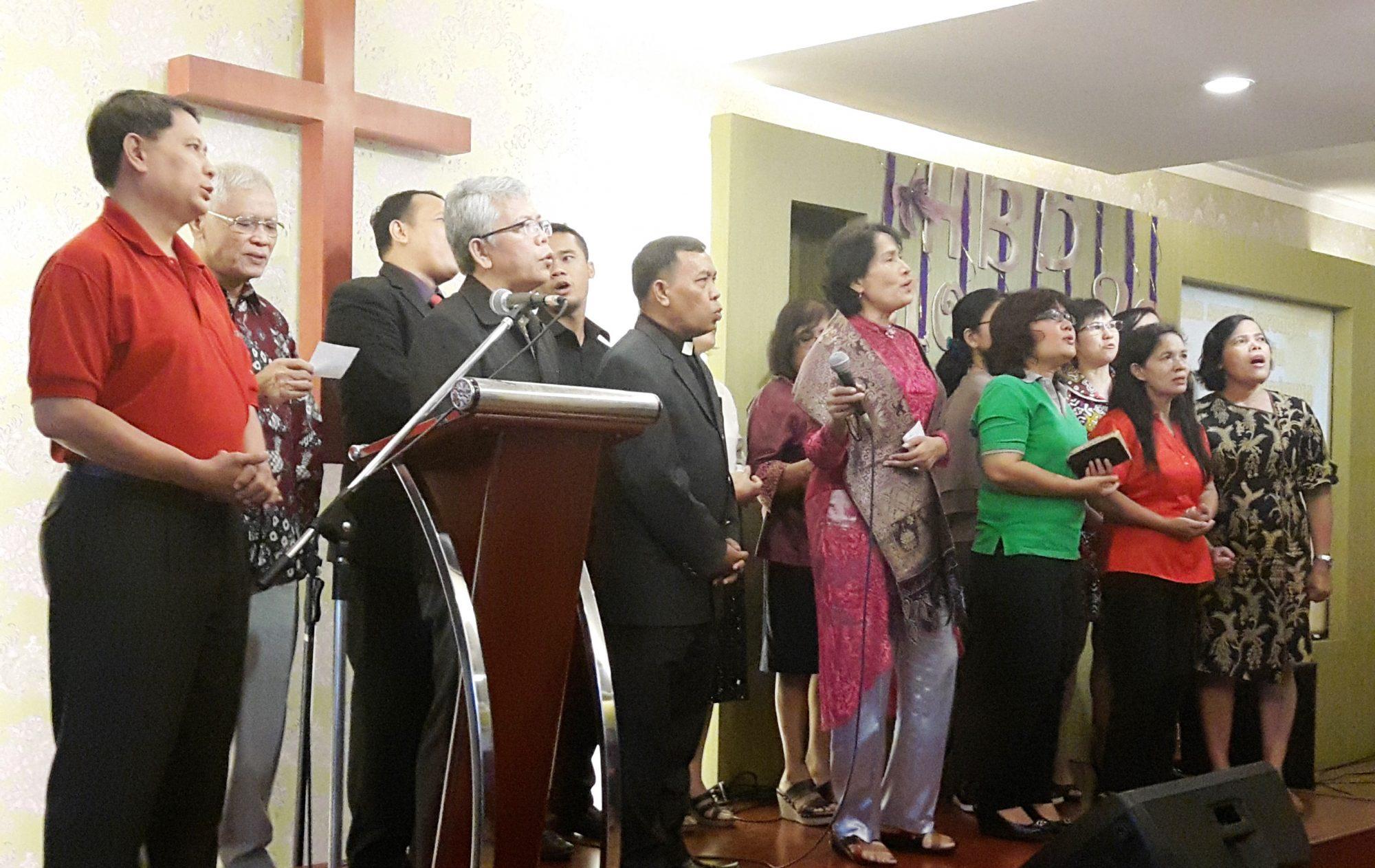 Gereja Misi Injili Indonesia (GMII) Jemaat LOGOS Jakarta