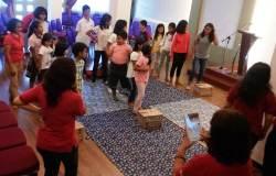 Pekan Anak Pembinaan Anak Anak Sekolah Minggu Gereja Misi Injili